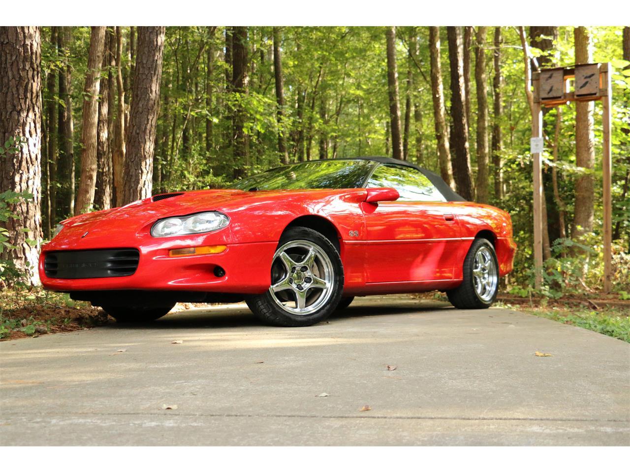 1998 Chevrolet Camaro SS Z28 (CC-1262666) for sale in Cary, North Carolina