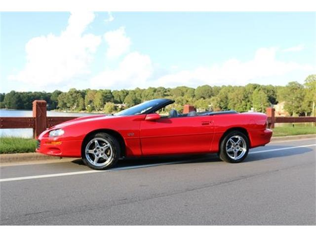 1998 Chevrolet Camaro SS Z28 (CC-1262666) for sale in Cary, North Carolina