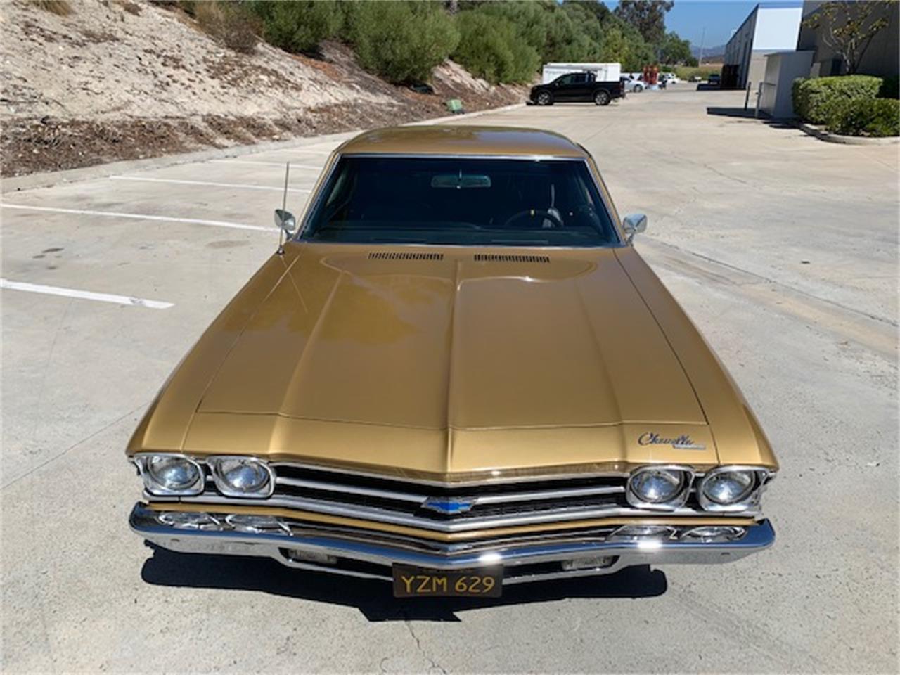 1969 Chevrolet Chevelle Malibu (CC-1262667) for sale in Spring Valley, California