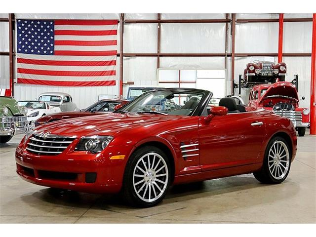 2006 Chrysler Crossfire (CC-1262689) for sale in Kentwood, Michigan