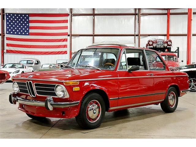 1972 BMW 2002 (CC-1262695) for sale in Kentwood, Michigan