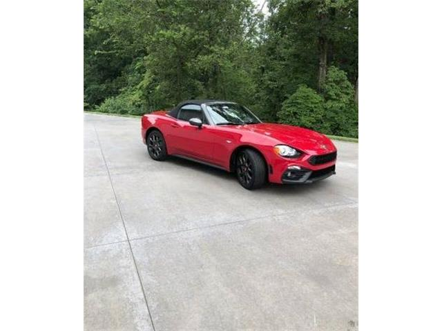 2017 Fiat 124 (CC-1260271) for sale in Cadillac, Michigan