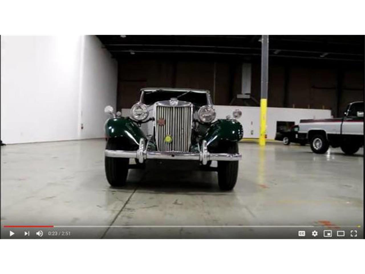 1950 MG TD (CC-1262728) for sale in Long Island, New York