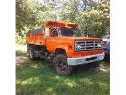 1979 GMC Dump Truck (CC-1260273) for sale in Cadillac, Michigan
