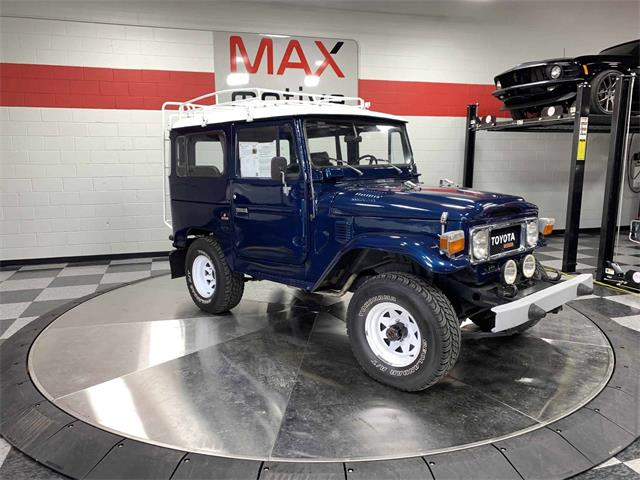 1979 Toyota Land Cruiser BJ (CC-1262736) for sale in Pittsburgh, Pennsylvania