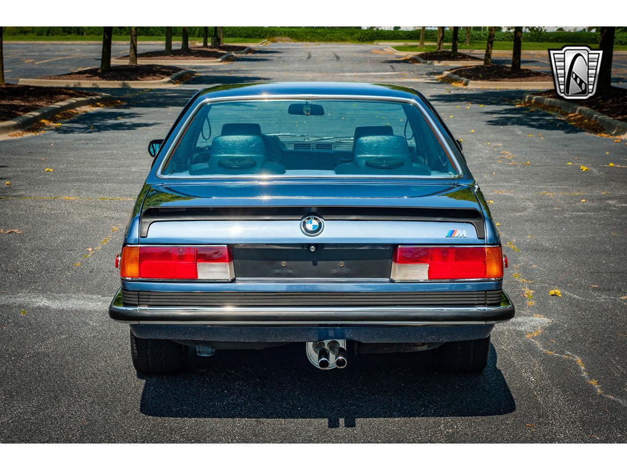 1985 BMW M635 CSi (CC-1262749) for sale in O'Fallon, Illinois