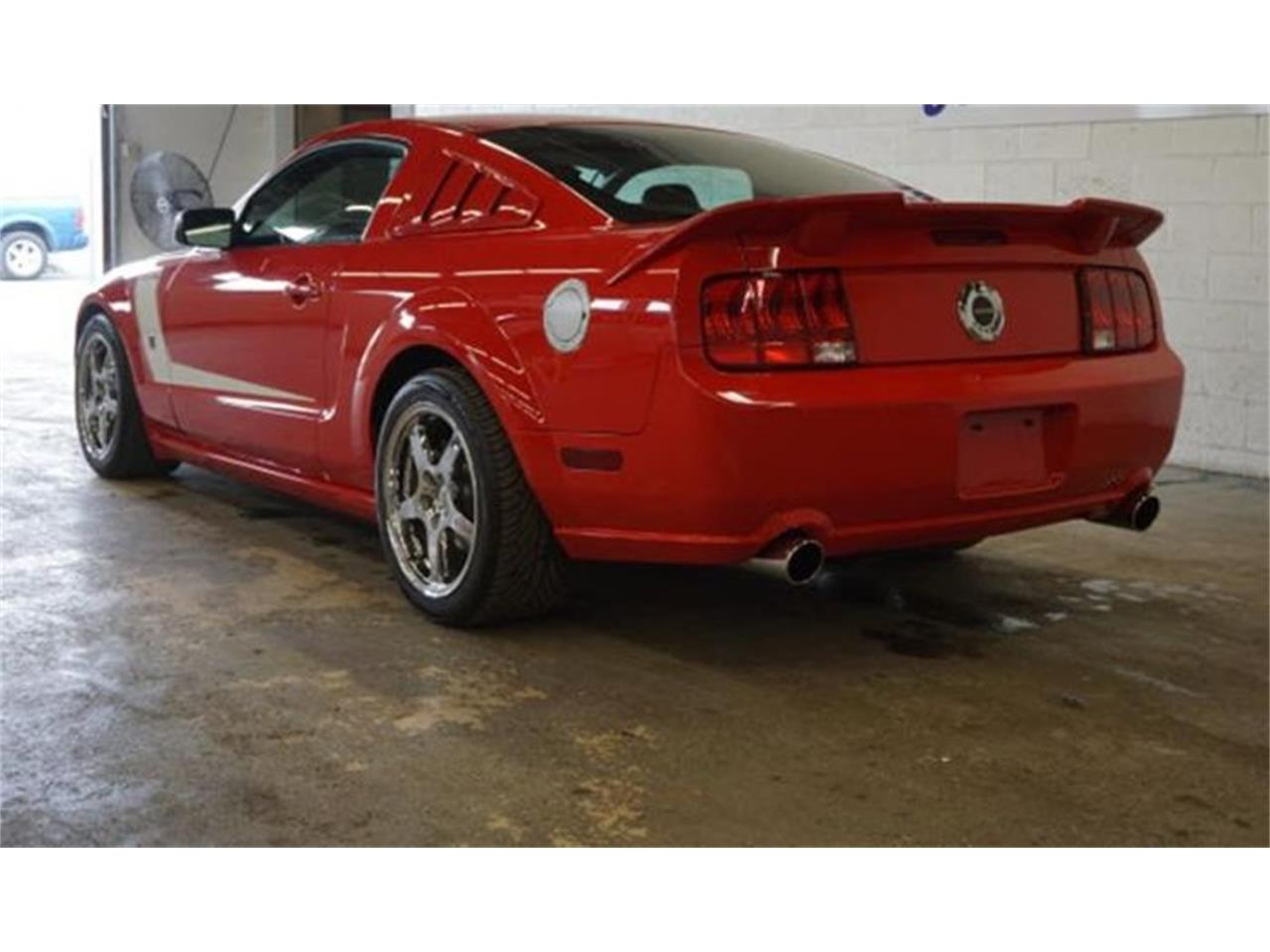 2009 Ford Mustang (CC-1260276) for sale in Cadillac, Michigan