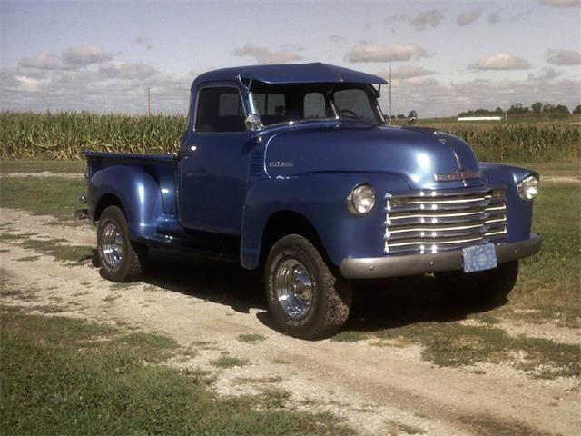 1950 Chevrolet 3100 (CC-1262765) for sale in West Pittston, Pennsylvania