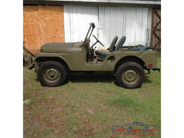 1954 Jeep Willys (CC-1262788) for sale in Hiram, Georgia