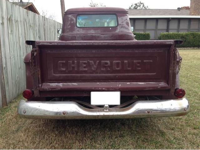 1956 Chevrolet Pickup (CC-1260279) for sale in Cadillac, Michigan