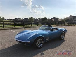 1969 Chevrolet Corvette (CC-1262794) for sale in Hiram, Georgia