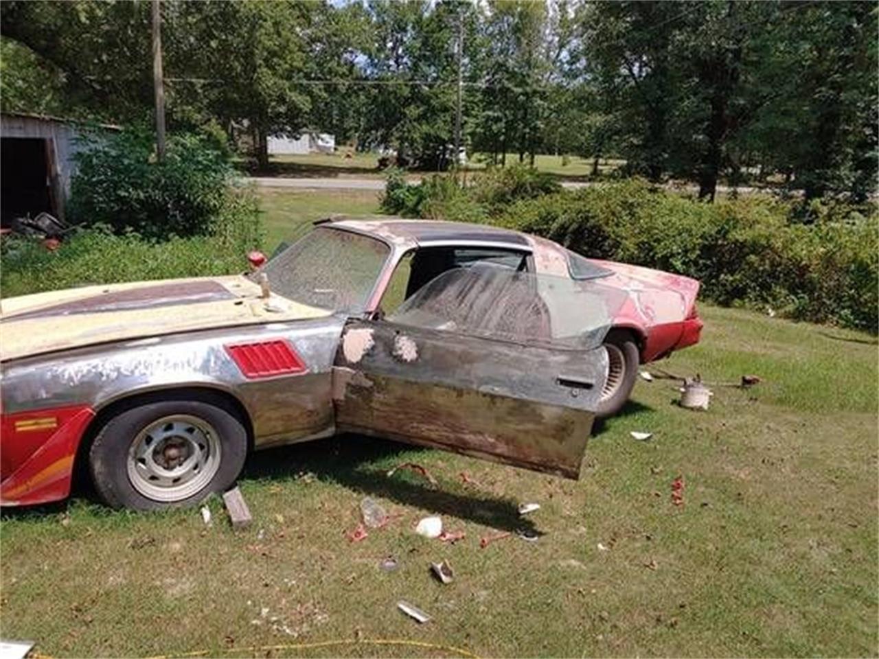 1979 Chevrolet Camaro (CC-1260280) for sale in Cadillac, Michigan