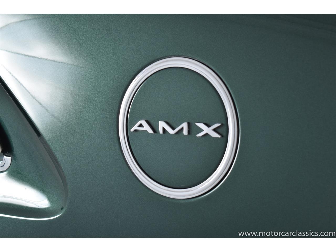 1968 AMC AMX (CC-1262847) for sale in Farmingdale, New York