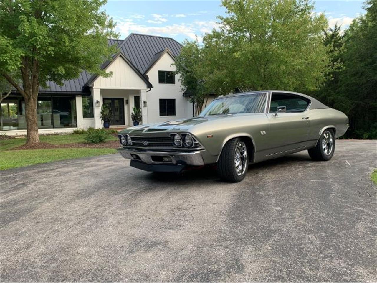 1969 Chevrolet Chevelle (CC-1260285) for sale in Cadillac, Michigan