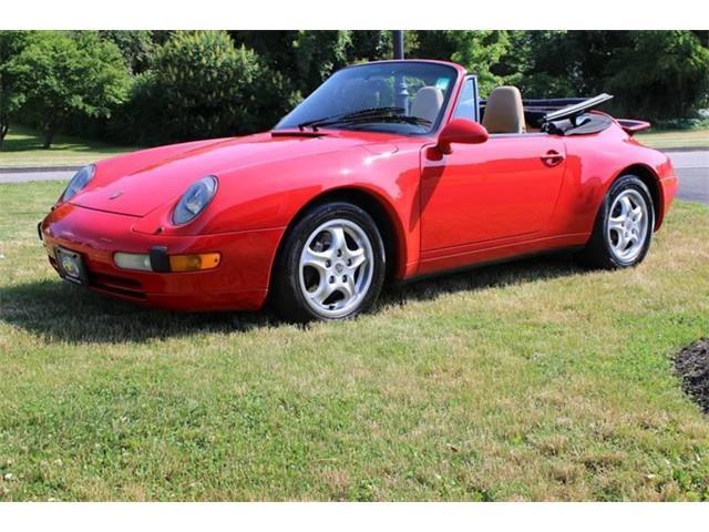 1995 Porsche 911 (CC-1262857) for sale in Hilton, New York