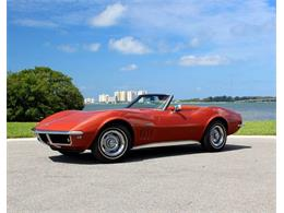 1968 Chevrolet Corvette (CC-1262860) for sale in Clearwater, Florida