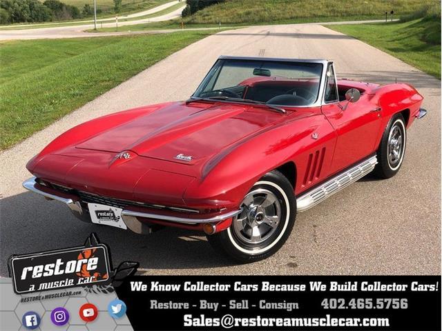 1966 Chevrolet Corvette (CC-1262862) for sale in Lincoln, Nebraska