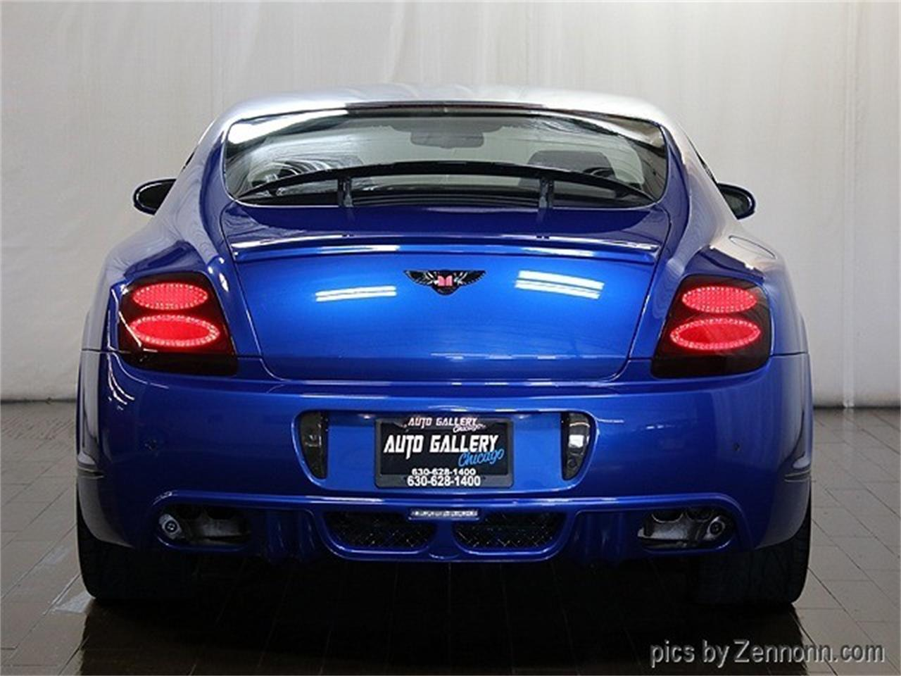2005 Bentley Continental (CC-1262870) for sale in Addison, Illinois