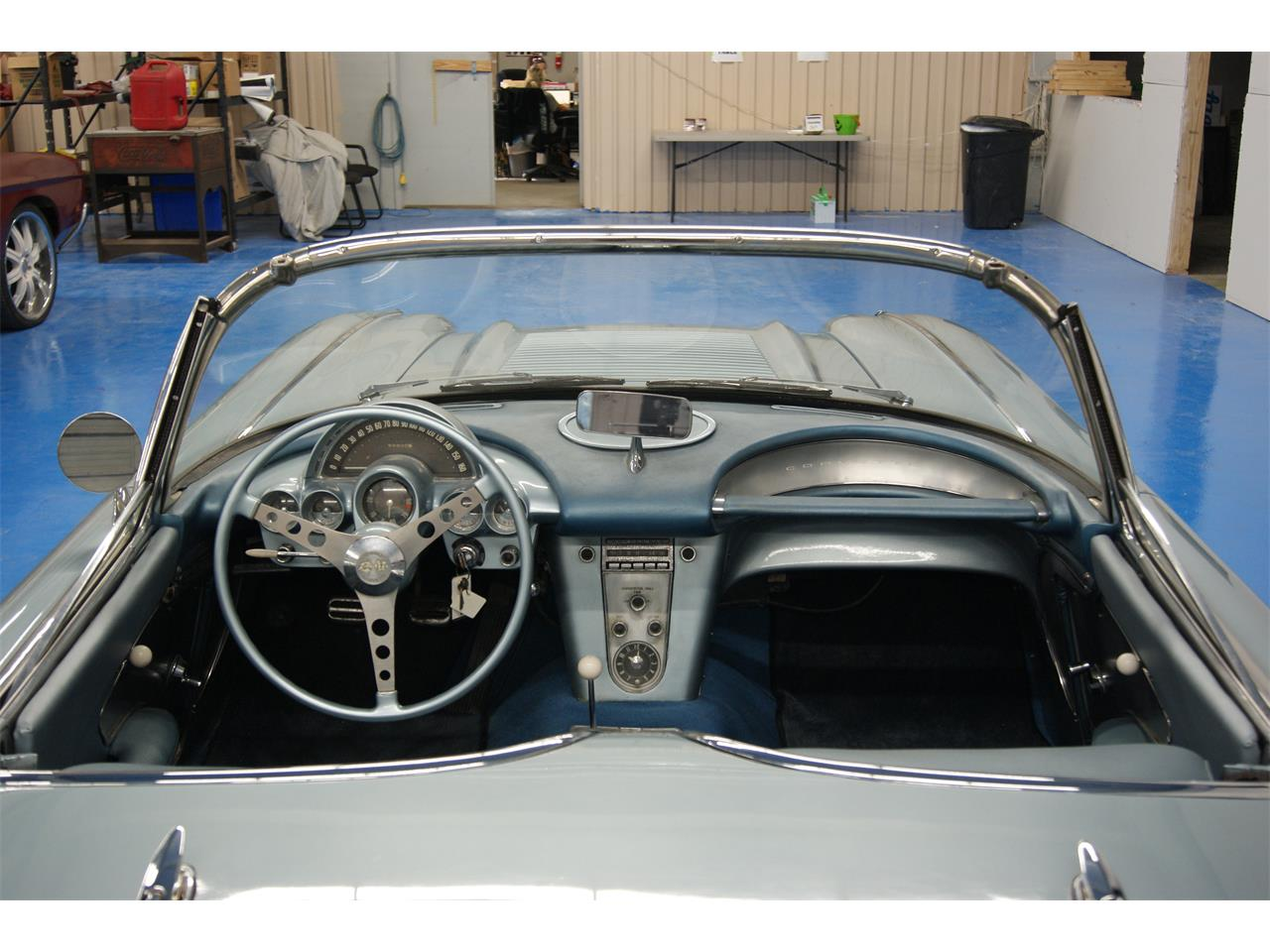 1958 Chevrolet Corvette (CC-1262876) for sale in Biloxi, Mississippi
