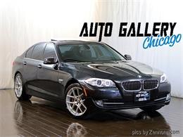 2012 BMW 5 Series (CC-1262886) for sale in Addison, Illinois