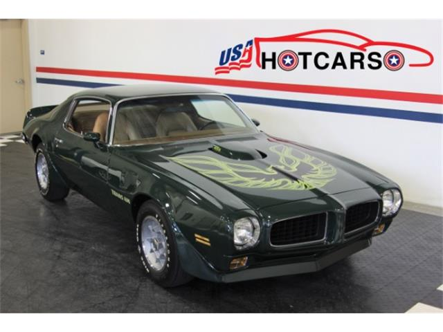 1973 Pontiac Firebird Trans Am (CC-1262904) for sale in San Ramon, California