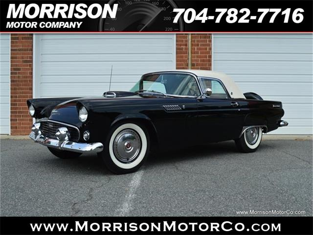1956 Ford Thunderbird (CC-1262906) for sale in Concord, North Carolina