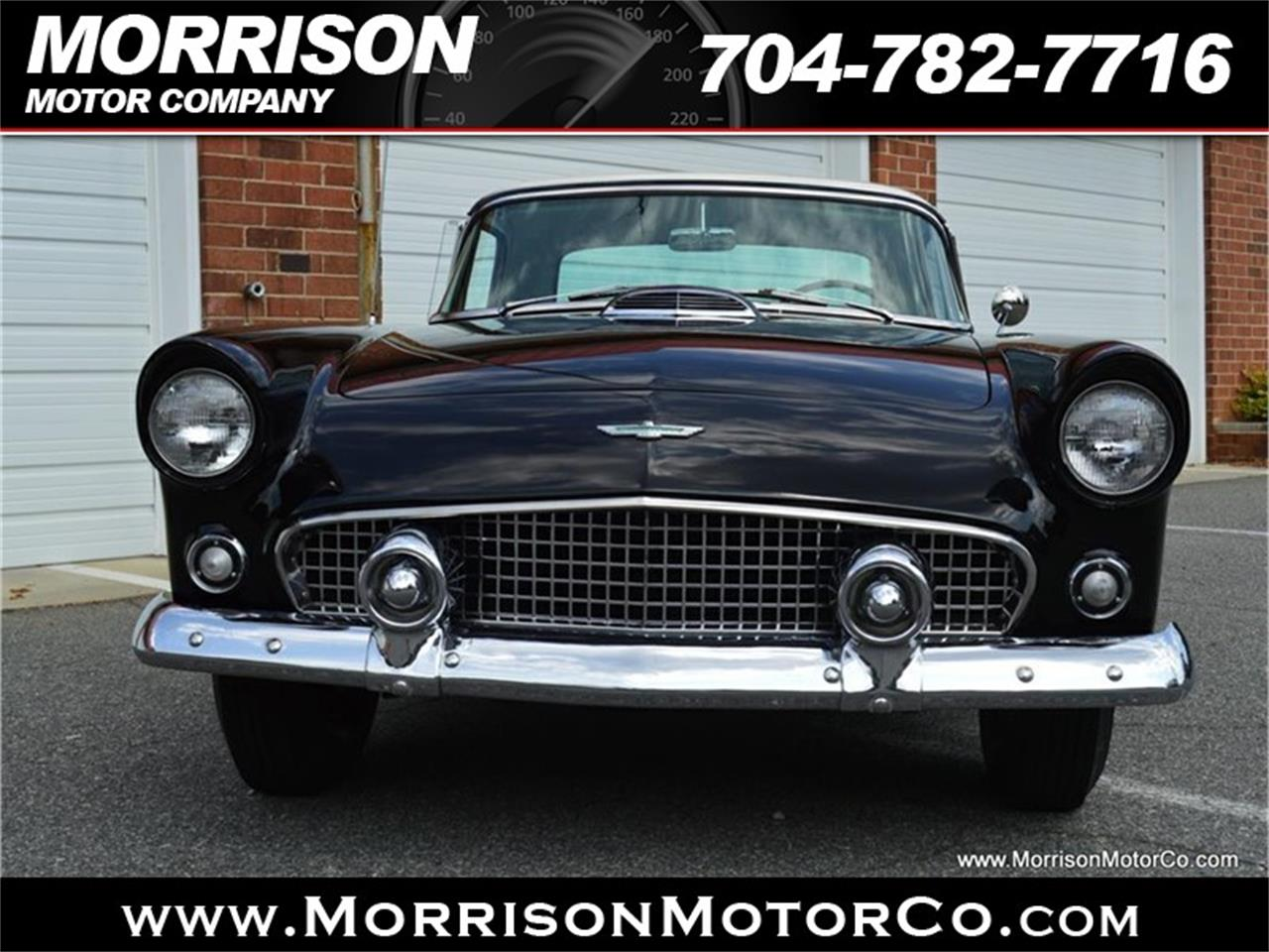 1956 Ford Thunderbird (CC-1262906) for sale in Concord, North Carolina