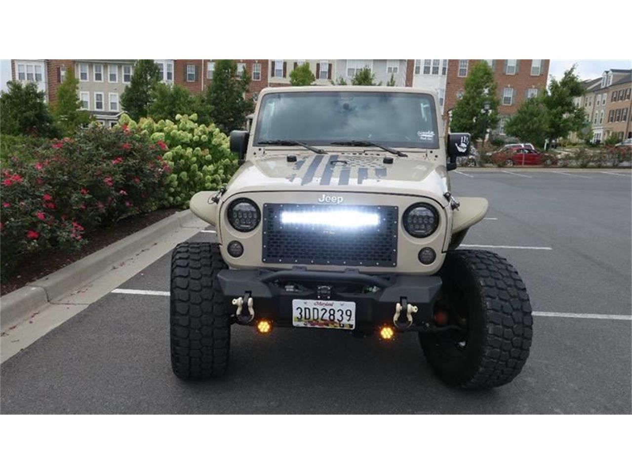2016 Jeep Wrangler (CC-1262909) for sale in Clarksburg, Maryland