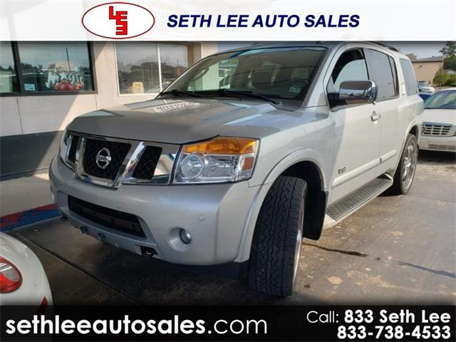 2009 Nissan Armada (CC-1262913) for sale in Tavares, Florida