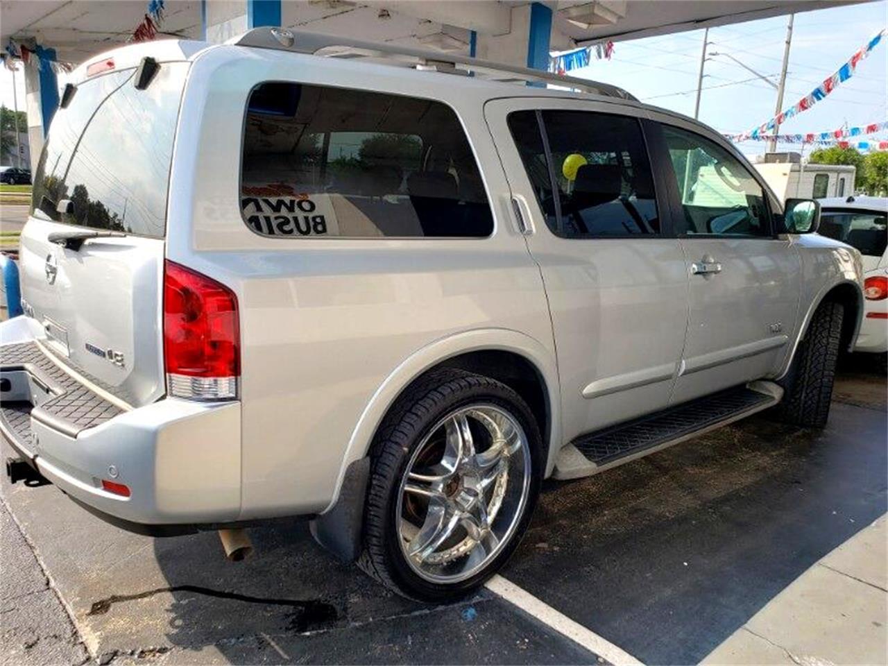2009 Nissan Armada (CC-1262913) for sale in Tavares, Florida
