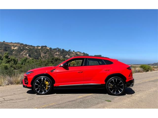 2019 Lamborghini Urus (CC-1262915) for sale in San Diego, California