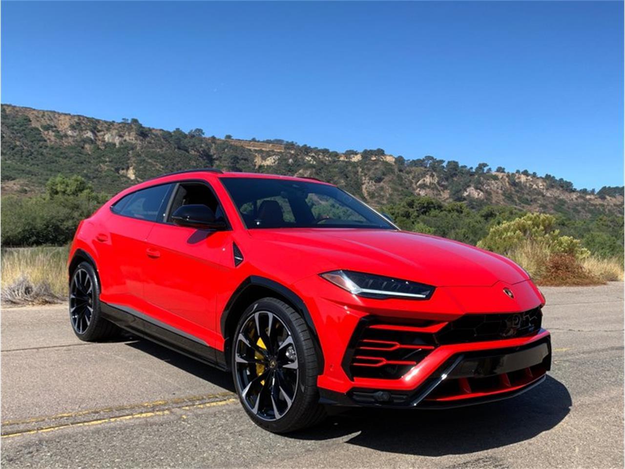 2019 Lamborghini Urus (CC-1262915) for sale in San Diego, California