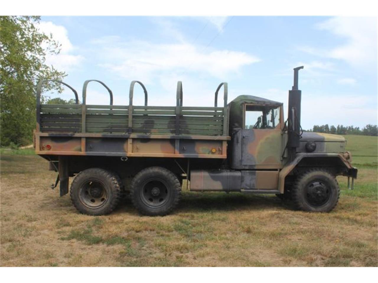 1968 AM General M35 (CC-1260292) for sale in Cadillac, Michigan