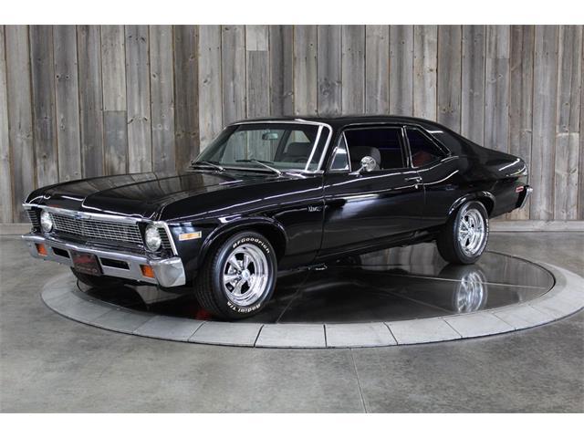 1972 Chevrolet Nova (CC-1262936) for sale in Bettendorf, Iowa