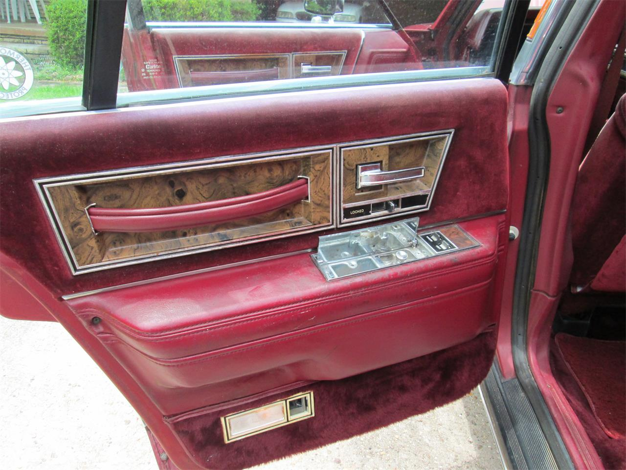 1983 Lincoln Continental (CC-1263005) for sale in Vicksburg, Mississippi