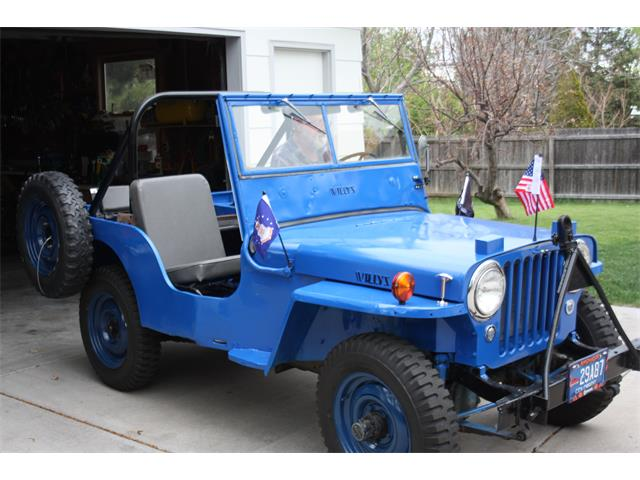 1947 Jeep CJ (CC-1263007) for sale in Aurora, Colorado