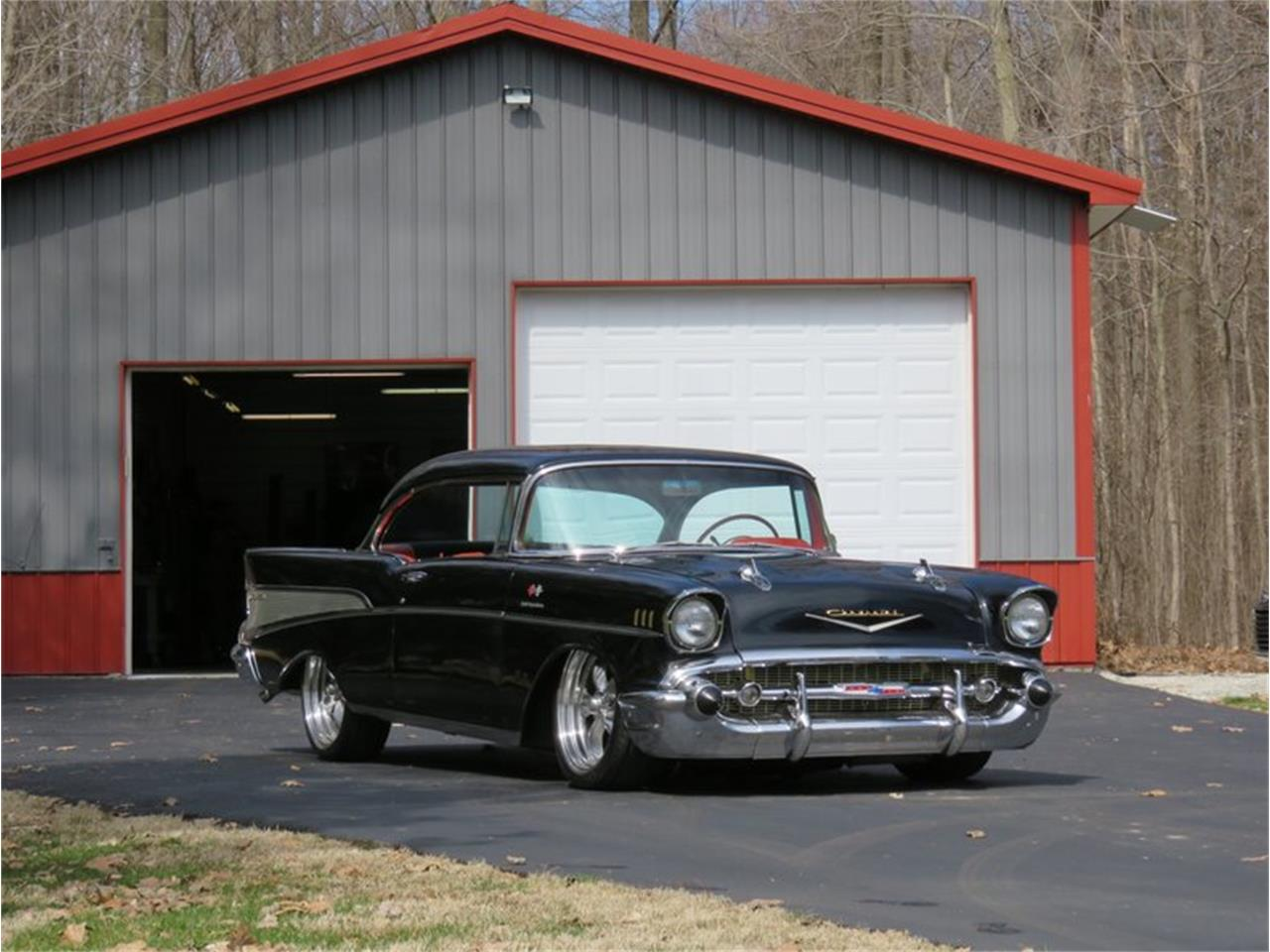 1957 Chevrolet Bel Air (CC-1263026) for sale in Kokomo, Indiana