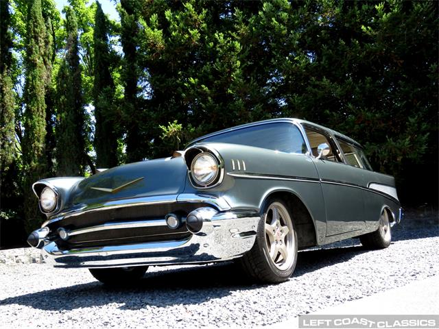 1957 Chevrolet Nomad (CC-1263030) for sale in Sonoma, California