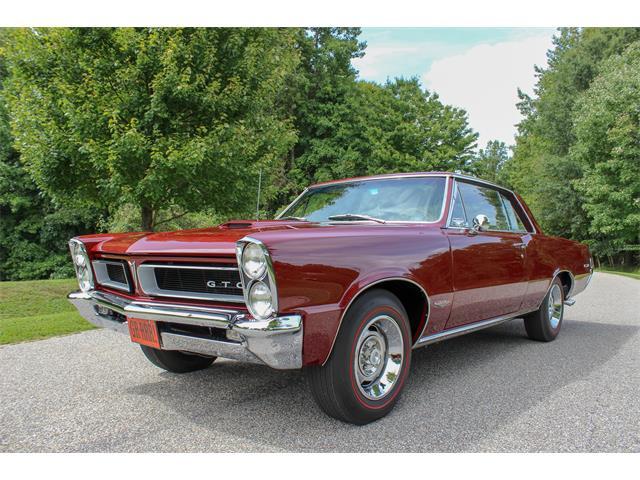 1965 Pontiac GTO (CC-1263037) for sale in Crofton, Maryland