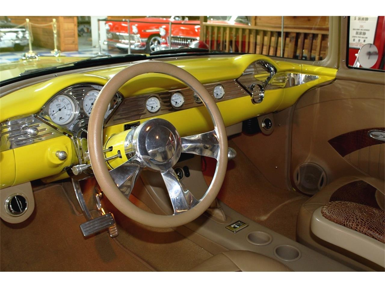 1956 Chevrolet Bel Air (CC-1263040) for sale in new braunfels , Texas