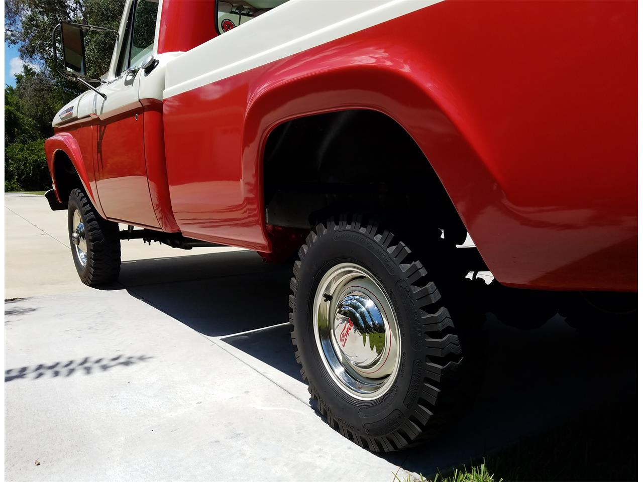 1962 Ford F100 (CC-1263051) for sale in Tavares, Florida