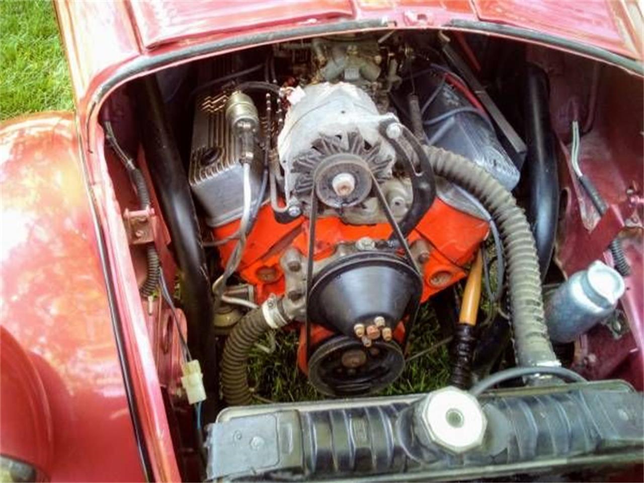 1948 Fiat Topolino (CC-1260306) for sale in Cadillac, Michigan