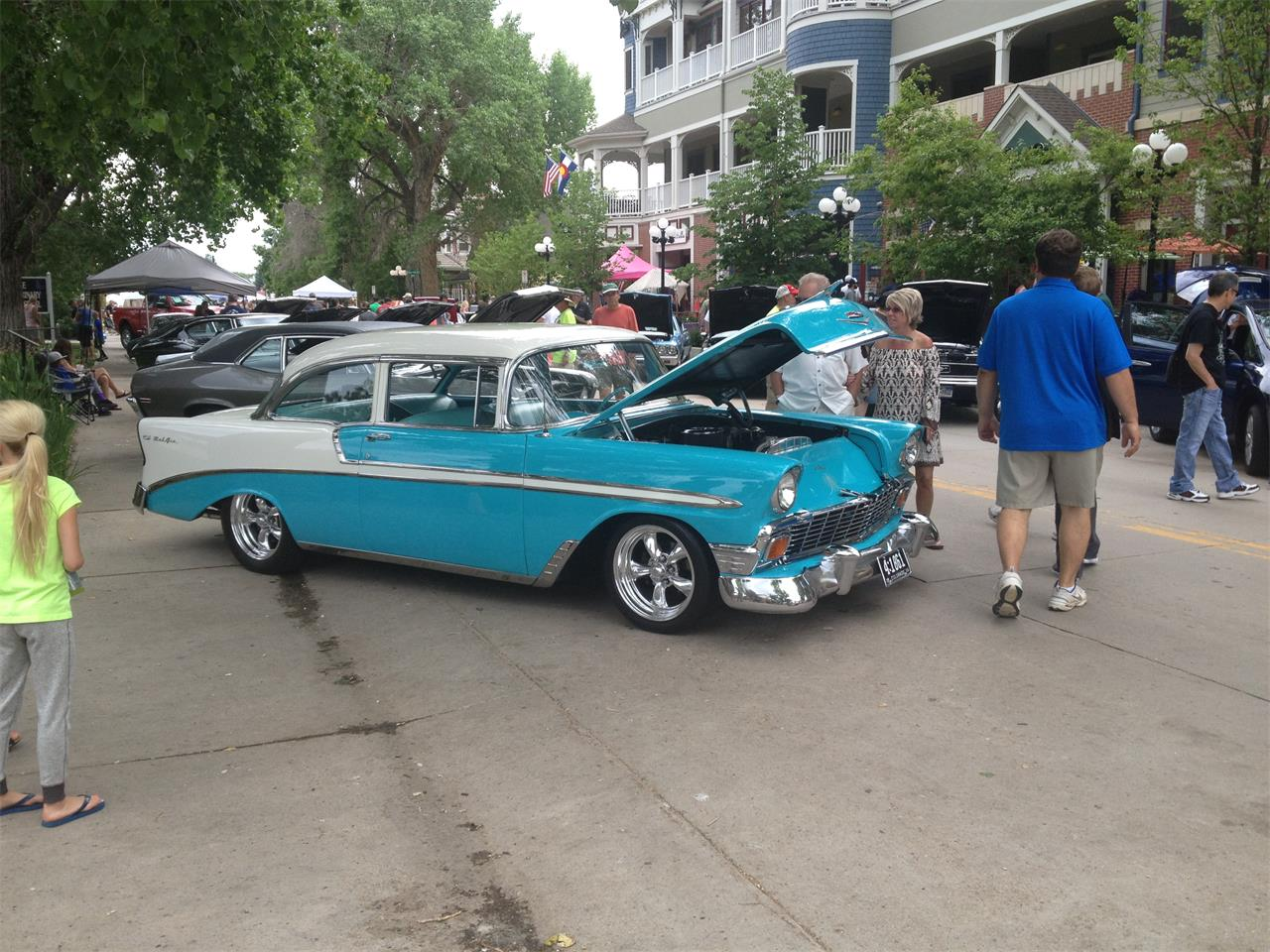 1956 Chevrolet Bel Air (CC-1263062) for sale in Colorado Springs, Colorado