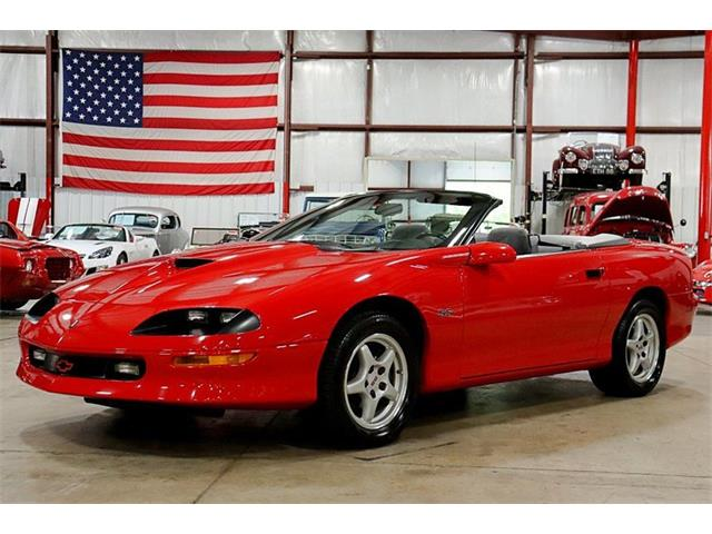 1997 Chevrolet Camaro (CC-1263086) for sale in Kentwood, Michigan