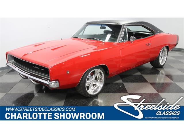 1968 Dodge Charger (CC-1263092) for sale in Concord, North Carolina