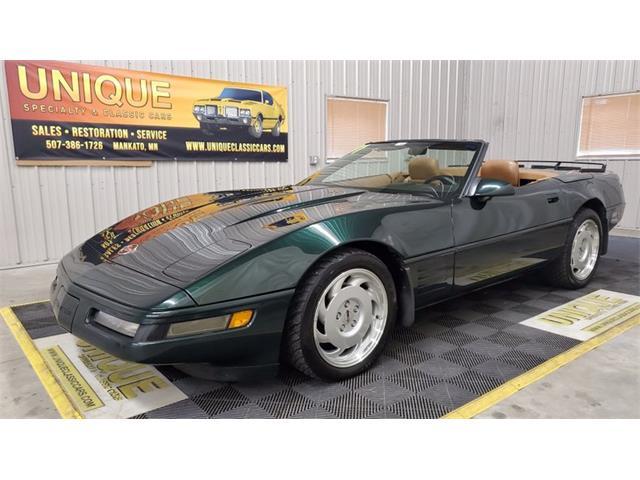 1991 Chevrolet Corvette (CC-1263099) for sale in Mankato, Minnesota