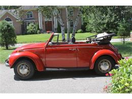 1971 Volkswagen Beetle (CC-1260310) for sale in Cadillac, Michigan