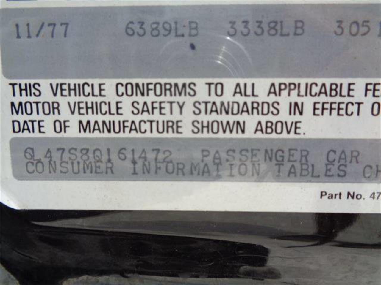 1978 Cadillac Eldorado (CC-1263122) for sale in Staunton, Illinois