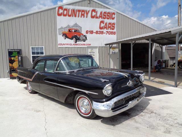 1957 Oldsmobile Super 88 (CC-1263125) for sale in Staunton, Illinois