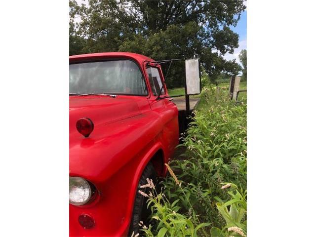 1955 Chevrolet Dump Truck (CC-1260313) for sale in Cadillac, Michigan